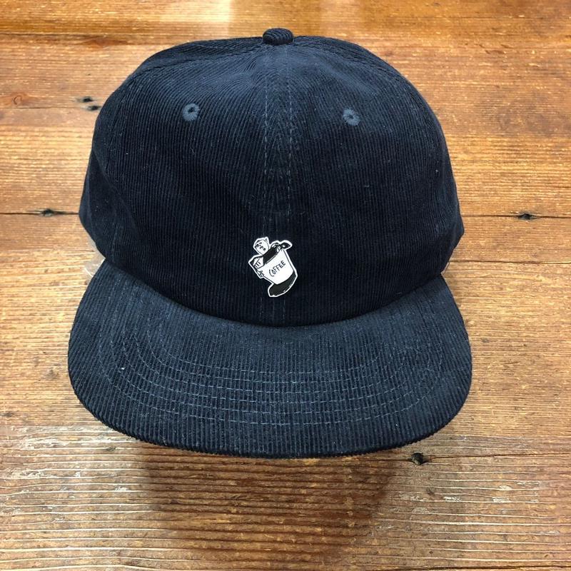 [O19S04] CORDUROY COFFEE CAP