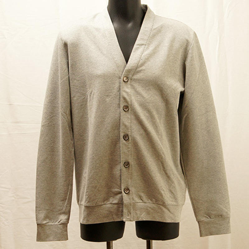 [S18A03] Patch Cardigan(GERY)