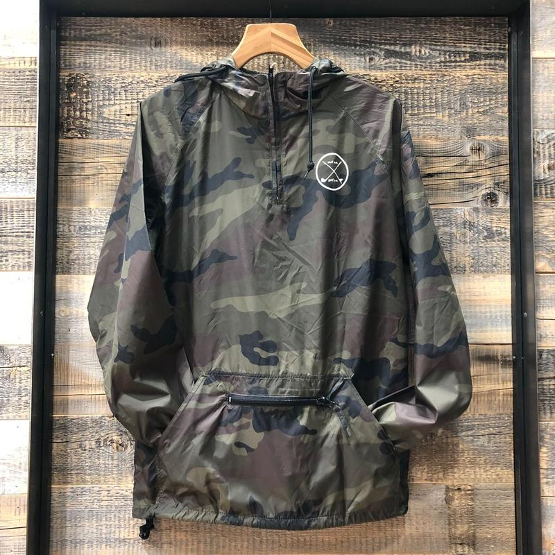 [F19S04] P/O Weight  Windbreaker