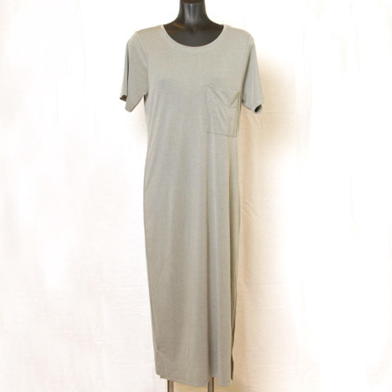【K18A08】K/S ROVER DRESS ・GREY S(通常価格:12960円)
