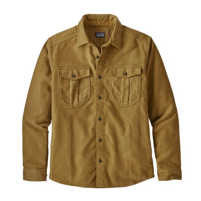 【53725】M's L/S Topo Canyon Moleskin Shirt(通常価格:13500円)