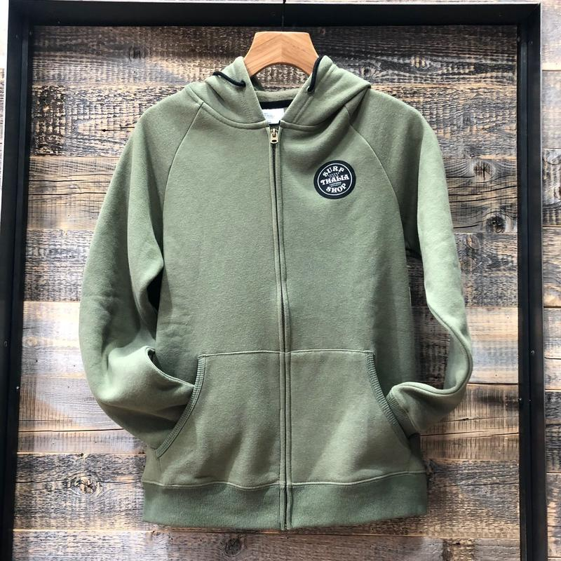 [L19S06] TIDE Zip Up Fleece