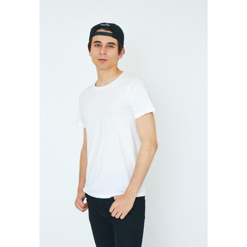 PLANE  T-SHIRT/WHITE GDT-012