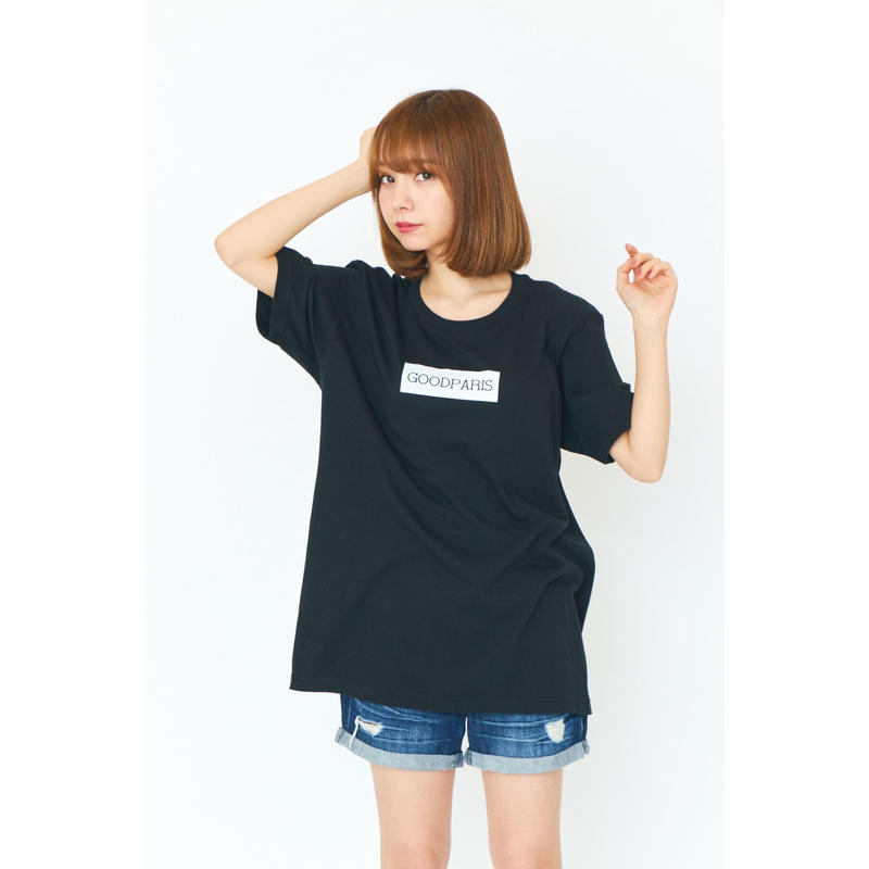 BOXLOGO T-SHIRT/BLACK GDT-014