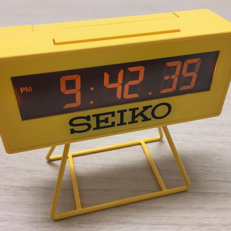 【会場渡し】100周年記念 電気計時ミニチュア時計