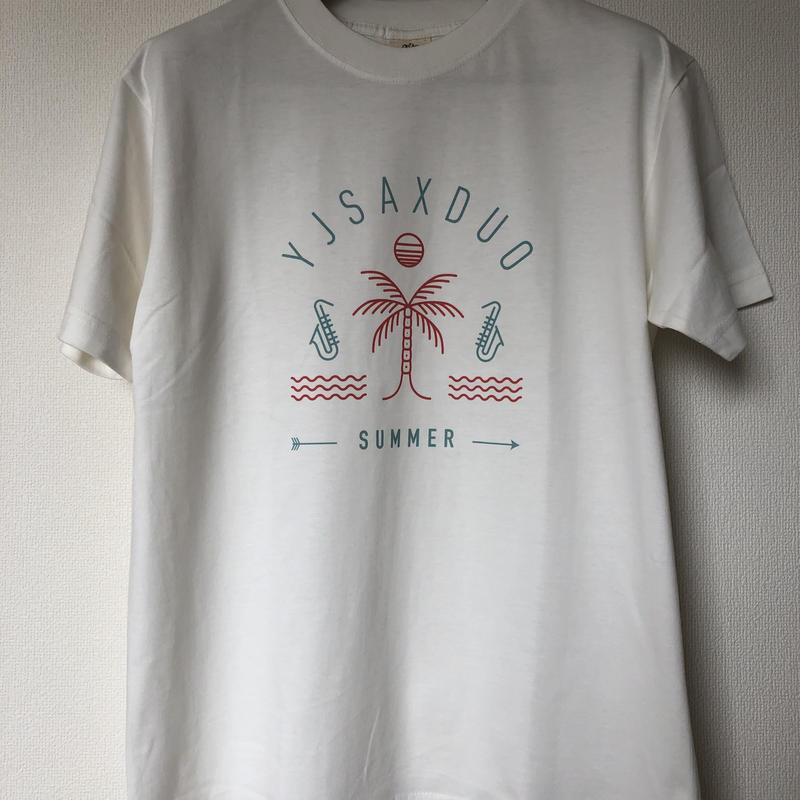 YJSAXDUO Tシャツ
