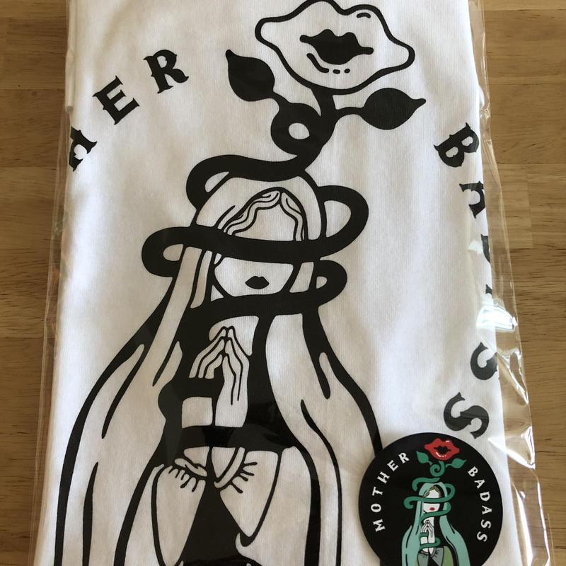 『MOTHER ₿ADA$$』Tシャツ(特典カセット&ステッカー&ダウンロードコード)