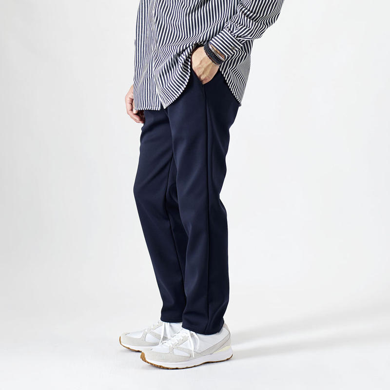 CURLY|カーリー|TRACK TROUSERS |193-43081|BLACK
