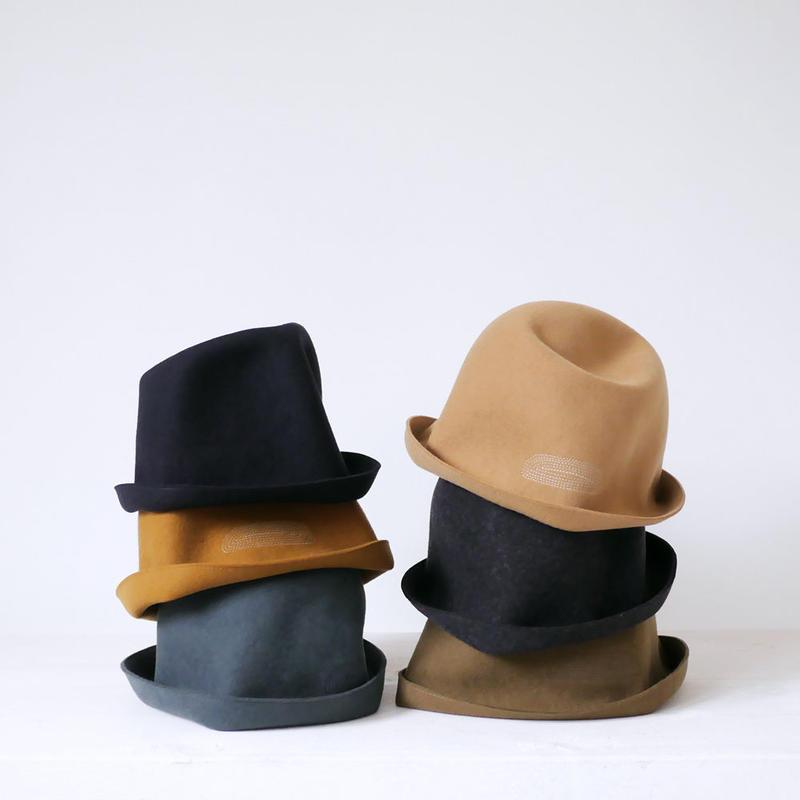 mature ha.| マチュアーハ | free hat back stitch|フリーハットバックステッチ|MFEL-1101BST