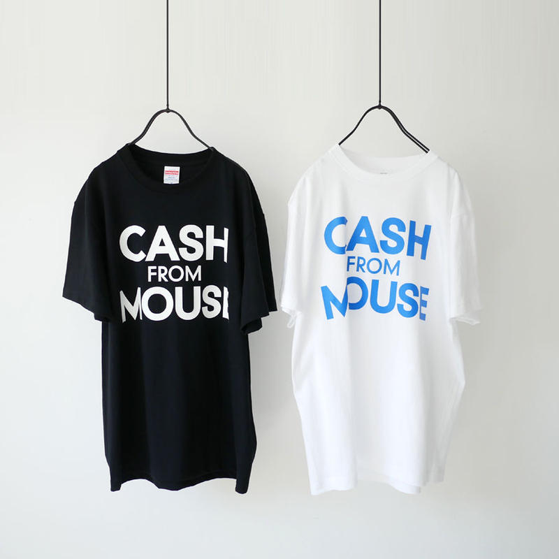 CASH FROM MOUSE|Tシャツ