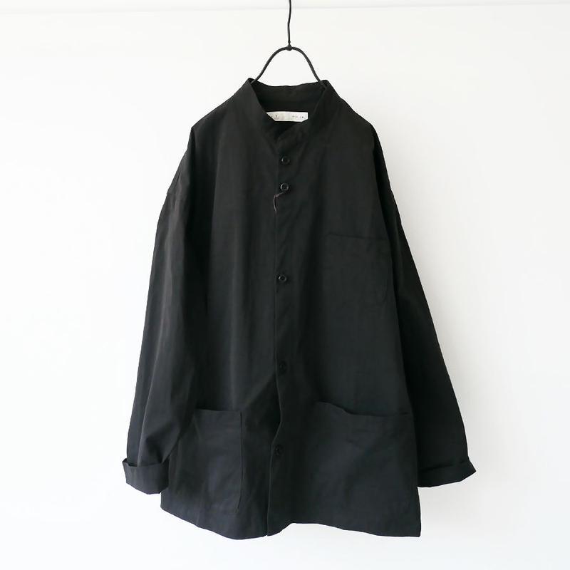 nisica ニシカ  ジャケット  NIS-851 BLACK