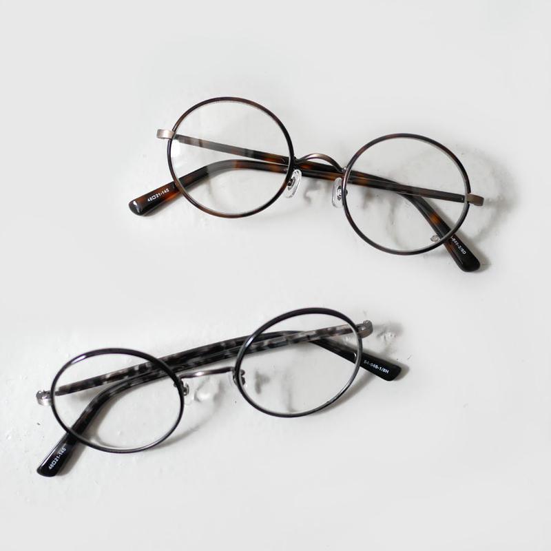 JUJUBEE|ジュジュビー|眼鏡|BLACK    BROWN|54-646