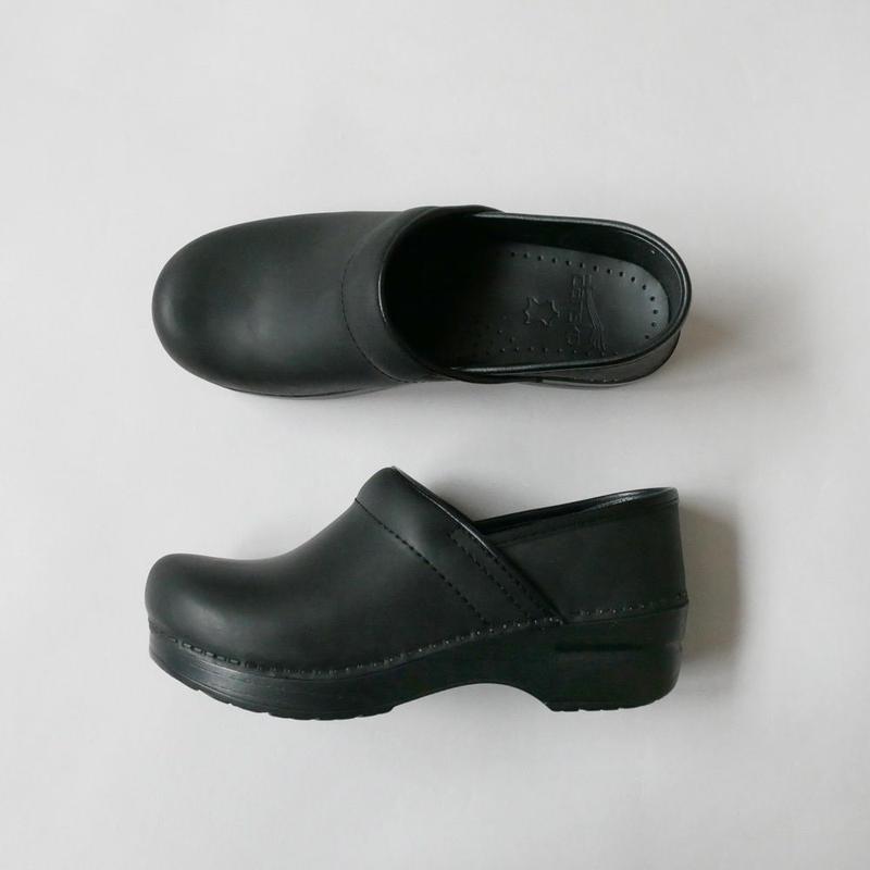 DANSKO|ダンスコ|PROFESSIONAL |プロフェッショナル|ブラックオイルド|BLACK oiled