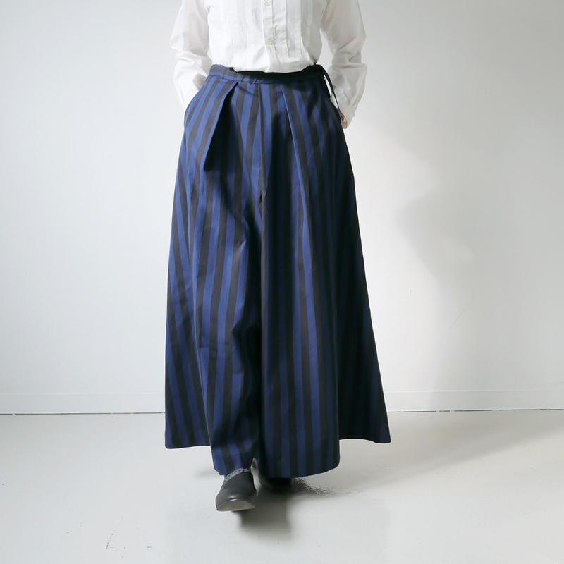 BLUE BLUE JAPAN|ブルーブルージャパン|インディゴボウジマ ハカマパンツ  |INDIGO|700073515