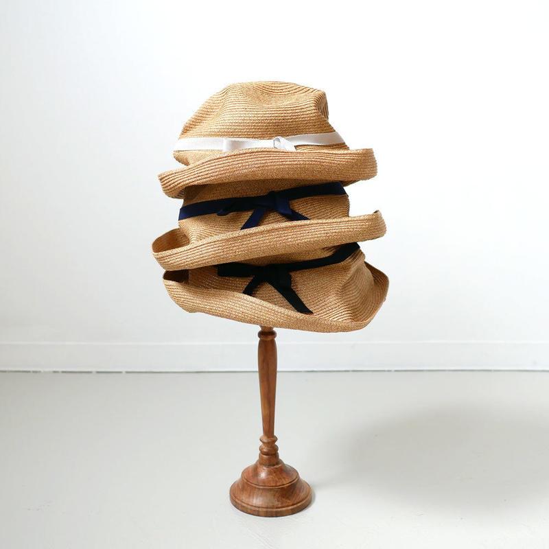 mature ha. |  マチュアーハ  | BOXED HAT 101 mix brown  ボックスハット