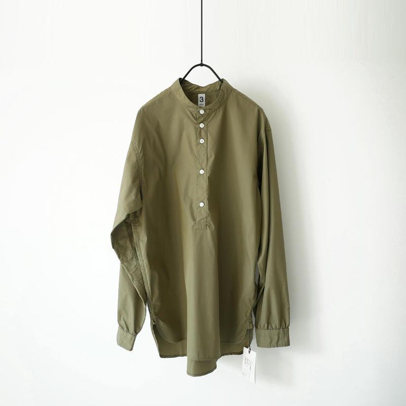 nisica ohh! nisica|ニシカ  オーニシカ|プルオーバーシャツ |ONI-120|OLIVE