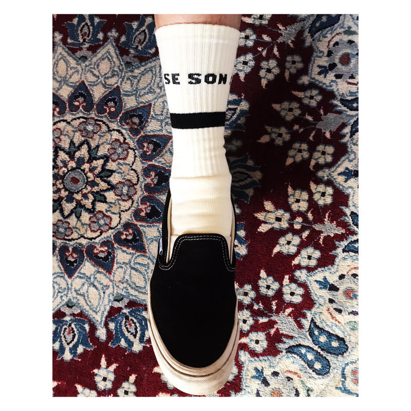 SON OF THE CHEESE「POOL SOX /ONE STRIPE」