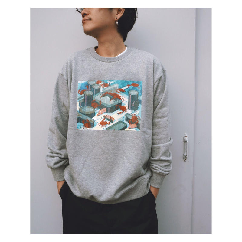 SON OF THE CHEESE「Sea food Revolt CREW」