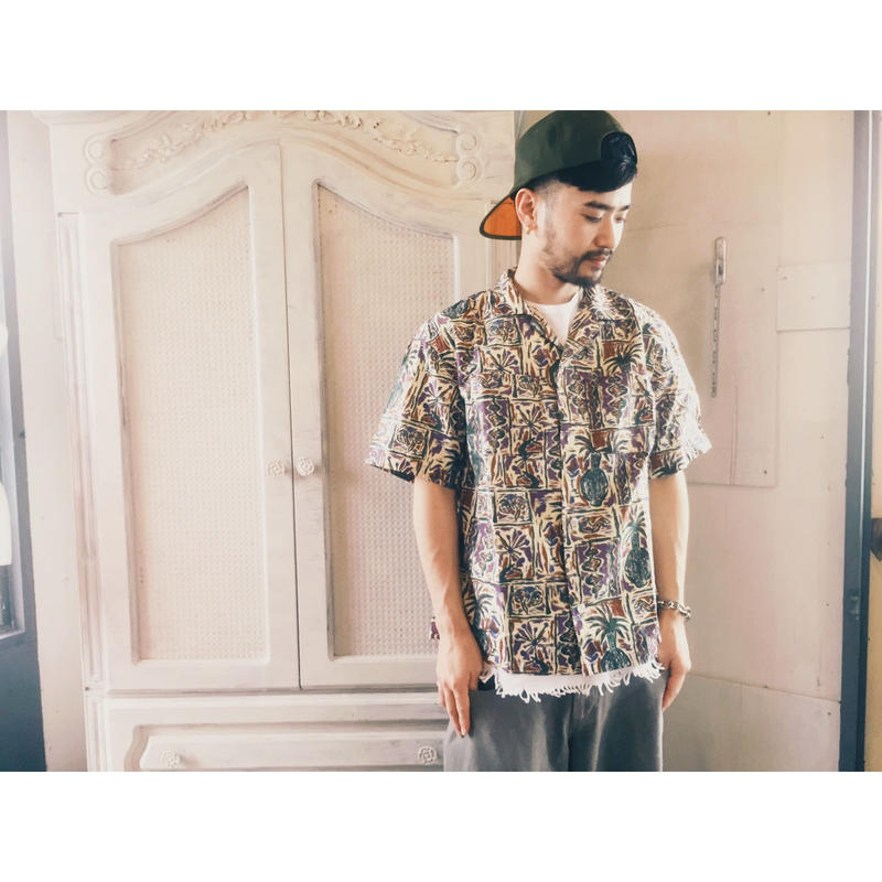 GOOFY CREATION 「Pacific modern shirts」