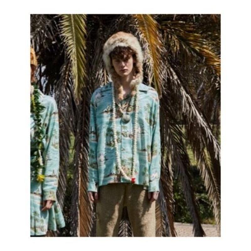 Black Weirdos「Himalayan Aloha Shirt」