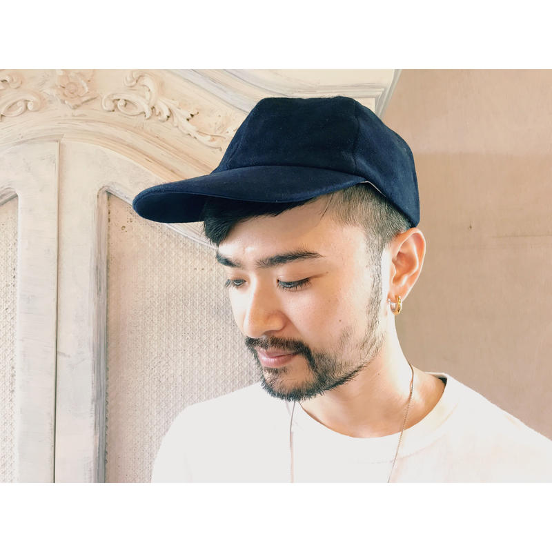 WEST OVER ALLS 「WEST'S  SUEDE CAP」