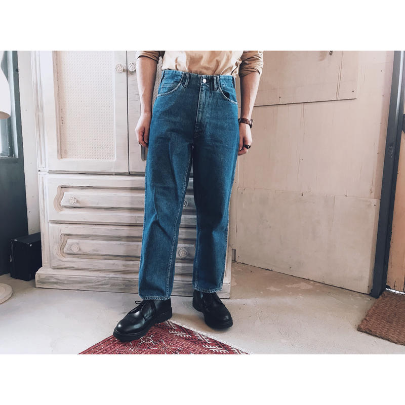 WEST  OVER ALLS 「801 S 」 BIO BLU