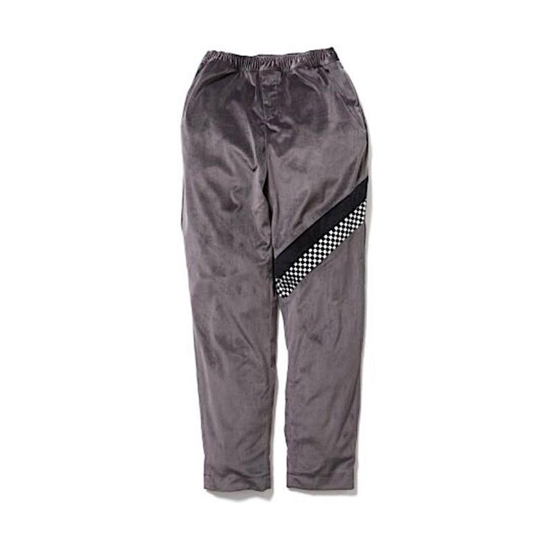 SON  OF  THE  CHEESE「check jersey pants」