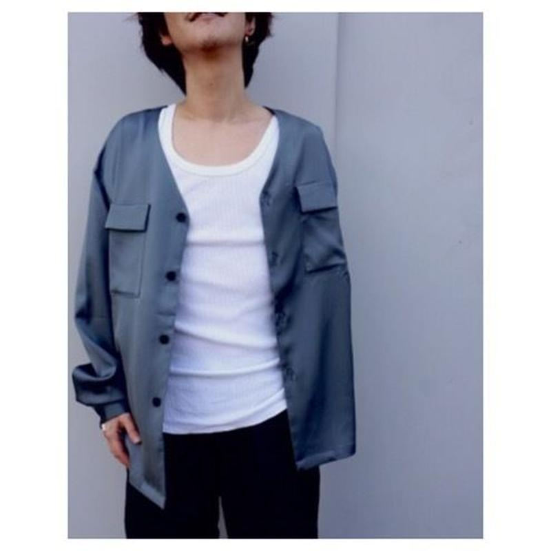 SON OF THE CHEESE「NO COLLAR SHIRT」