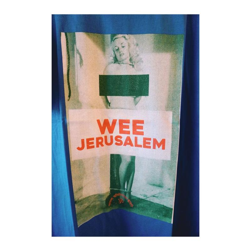 Black  Weirdos「WEE- J tee」