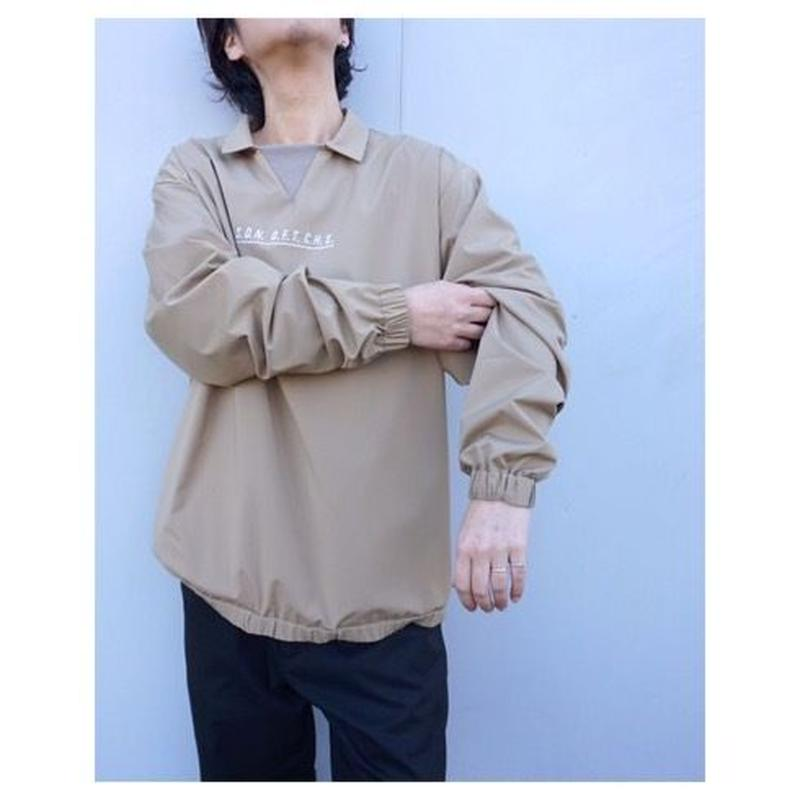 SON OF THE CHEESE「V RIB P/O JACKET」