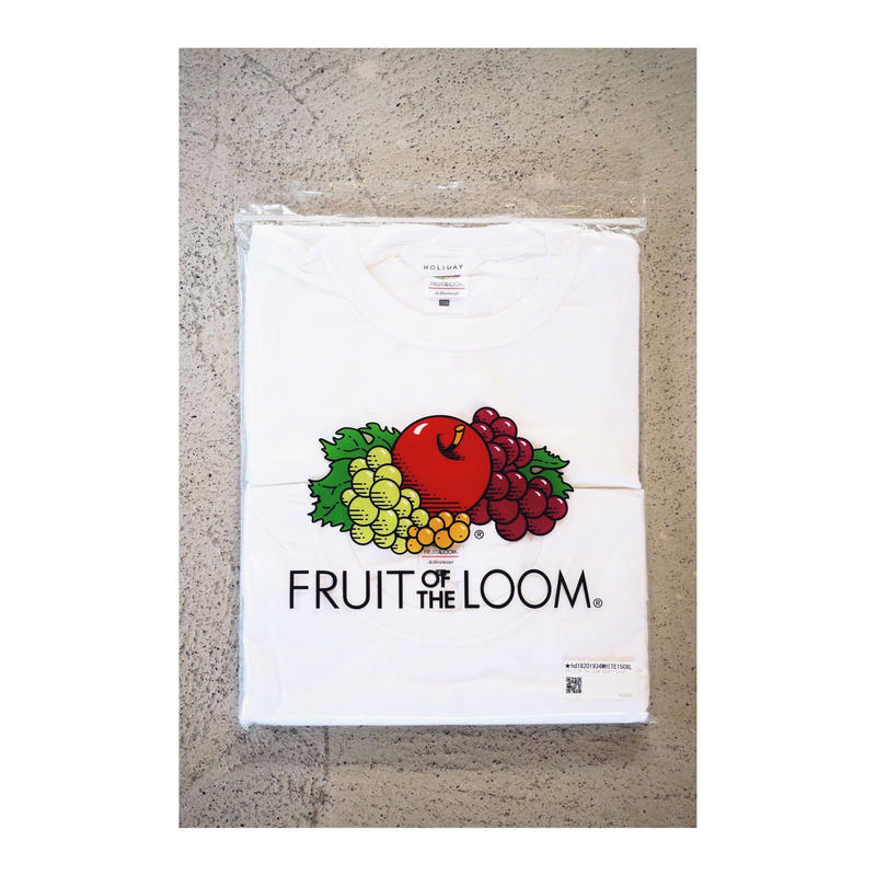 HOLIDAY 「FRUIT OF THE LOOM  PACK  T-SHIRTS」