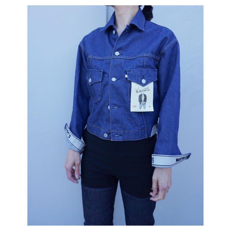 westoveralls 「DENIM TRACKER Jacket」