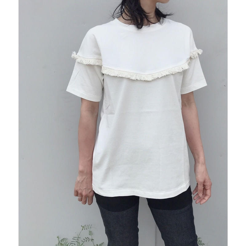 STA-WEST'S「FRINGE T-SHIRTS」