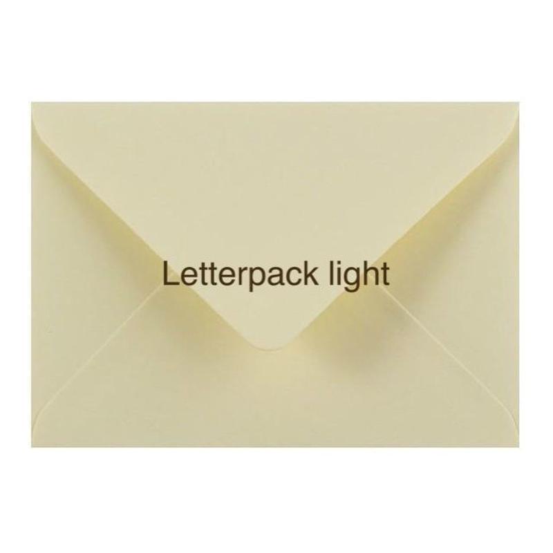 レターパック・ライトへ変更