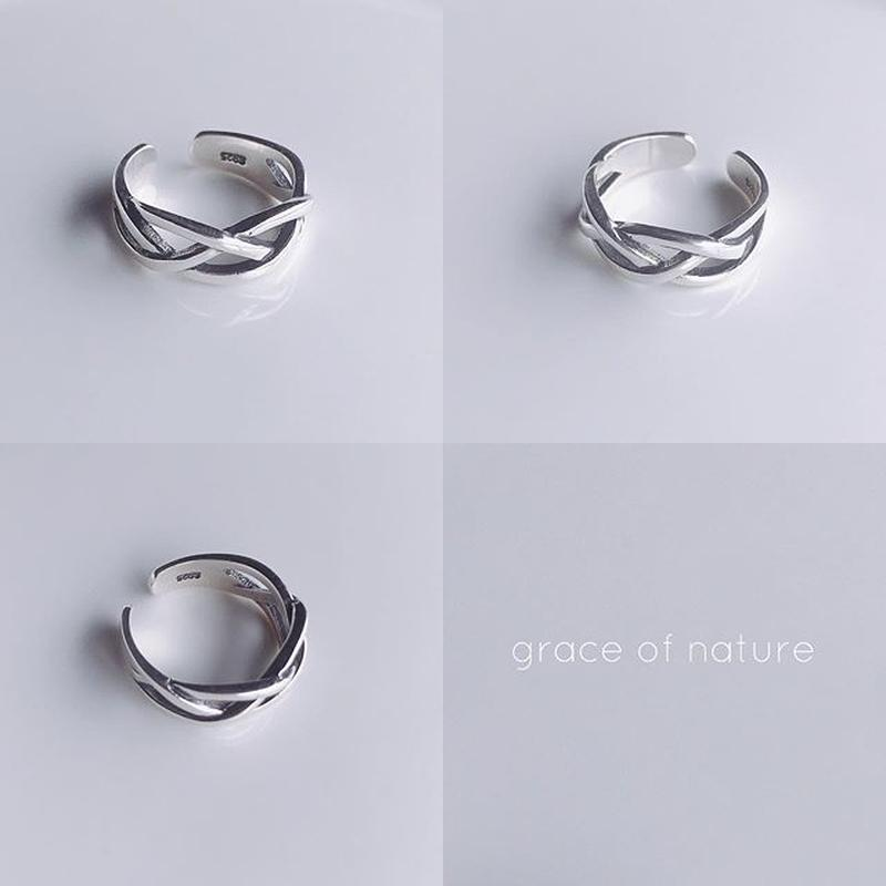 silver ring I