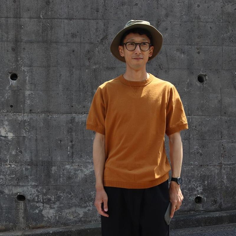 JACKMAN ジャックマン(ユニセックス) / RIB TEE リブ半袖Tシャツ