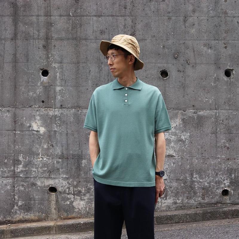 maillot  マイヨ(ユニセックス) / マチュア コットンポロ