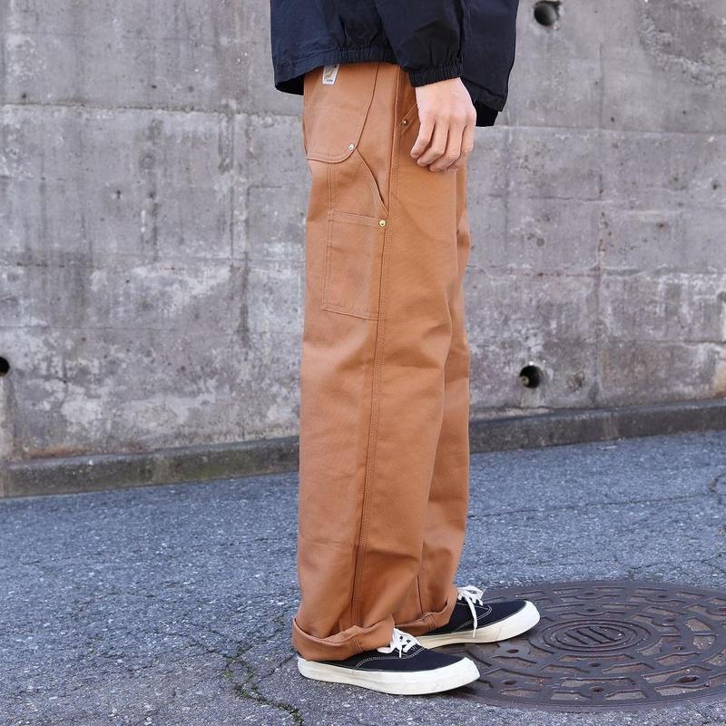 orslow (ユニセックス) /  PAINTER PANTS ペインターパンツ【ブラウン】