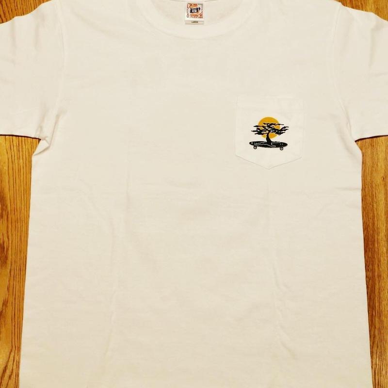 GRAIN-ON  Pocket T-shirt