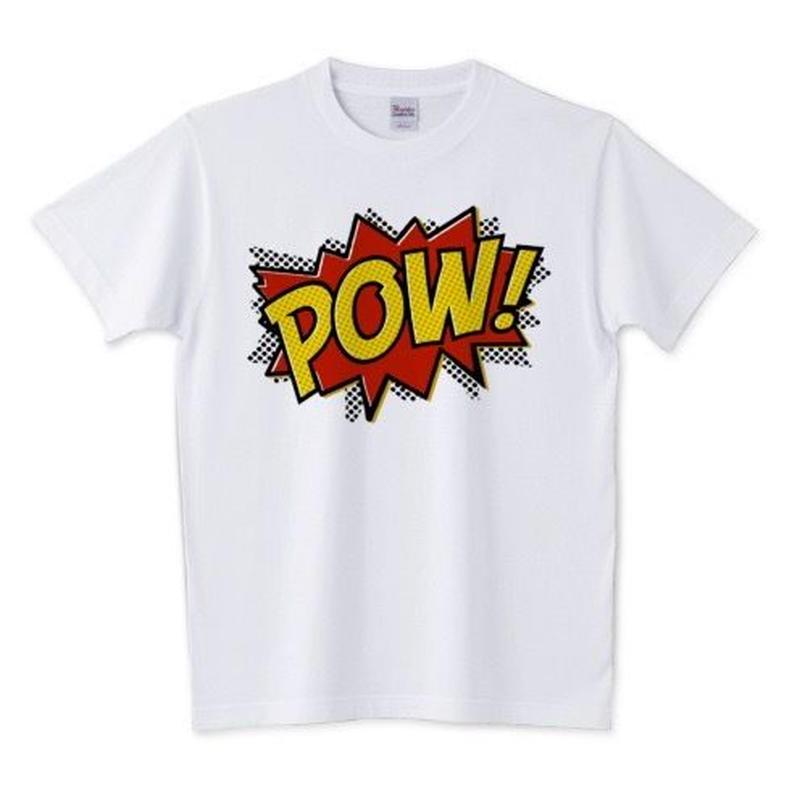 POW! Tシャツ