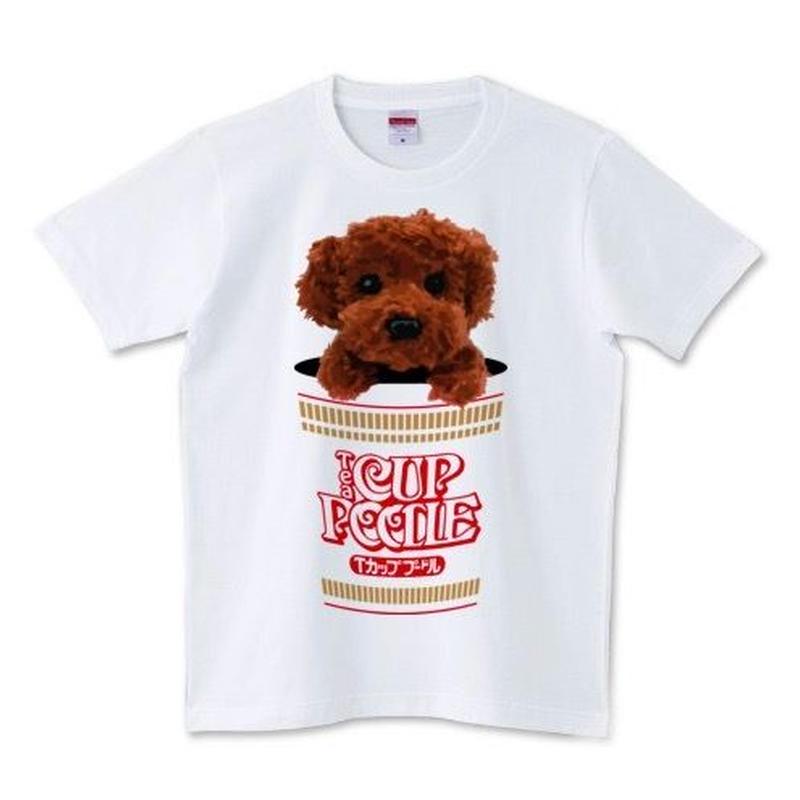 ティーカッププードル Tシャツ