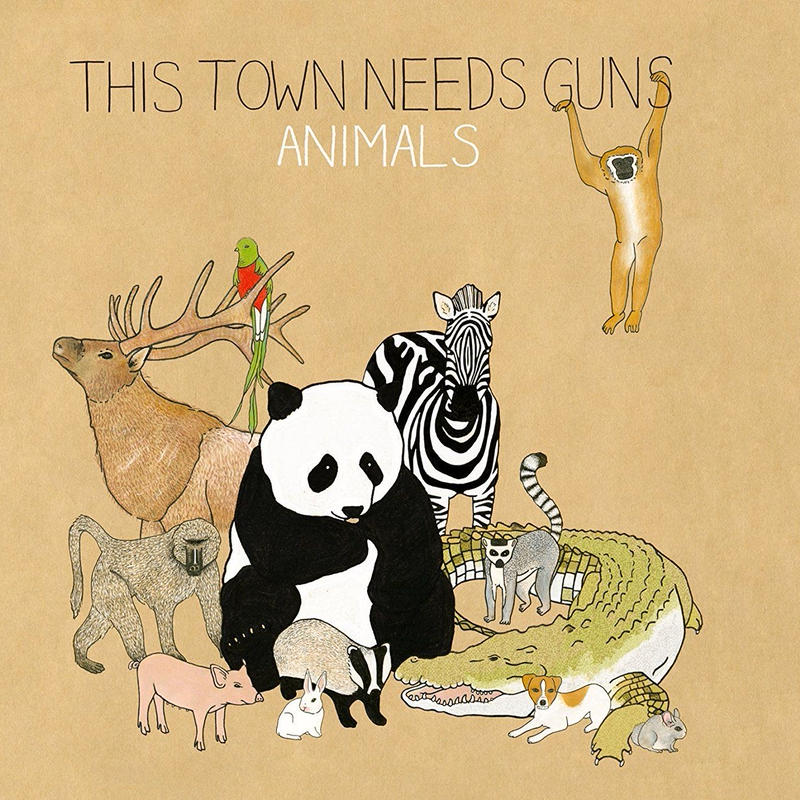 TTNG/Animals[CD]
