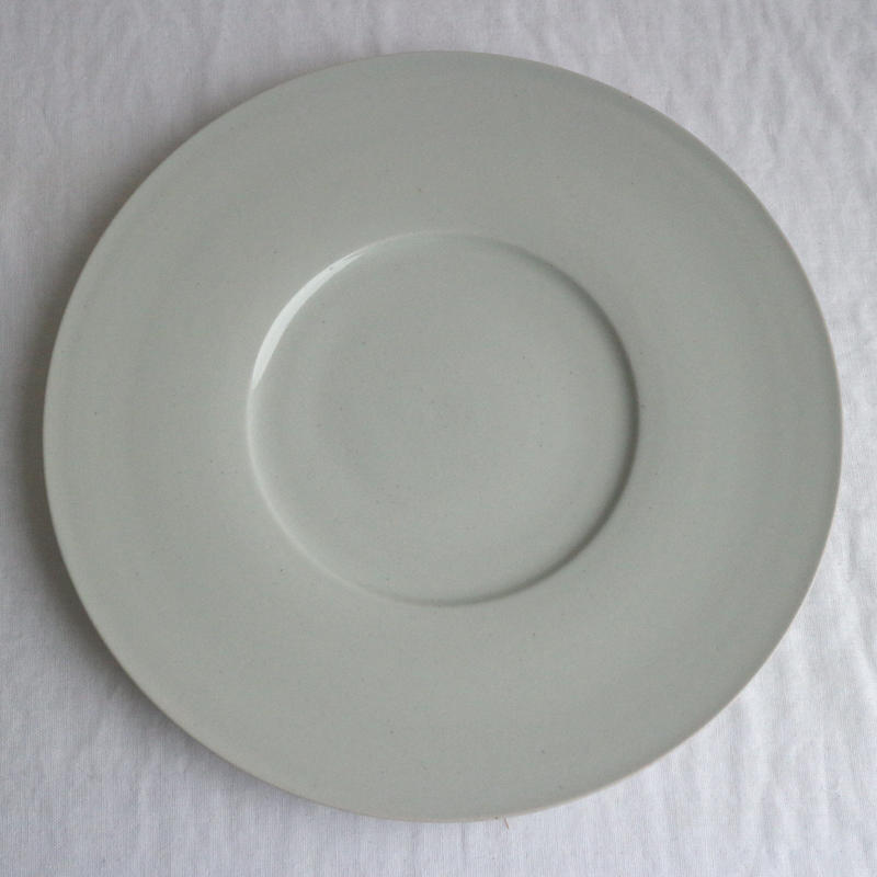 リム皿太8寸白 / こいずみみゆき