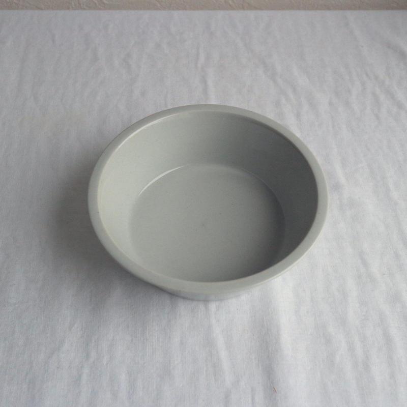リム付鉢Sサイズ白 / こいずみみゆき