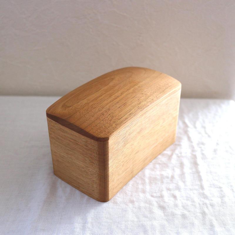 木製バターケース(深) / 難波行秀