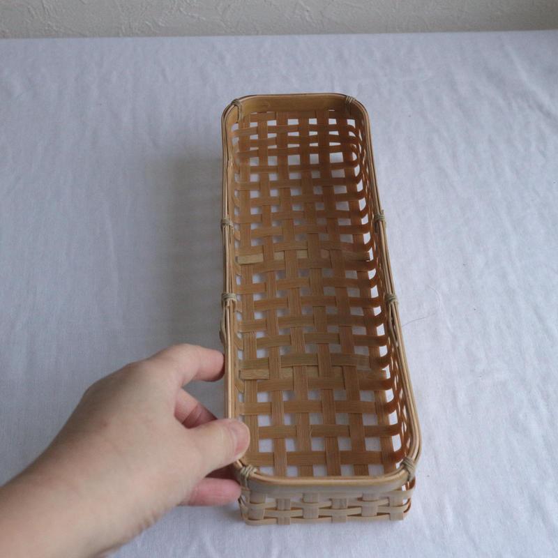 竹のカトラリー入れMサイズ /     タケカンムリ  (予約)
