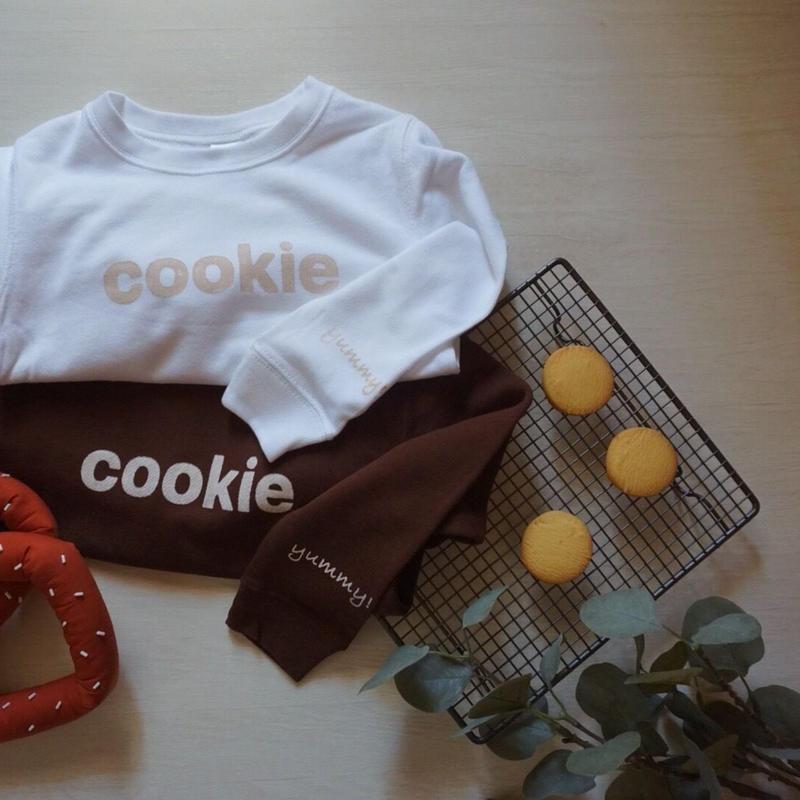 kids cookie sweat