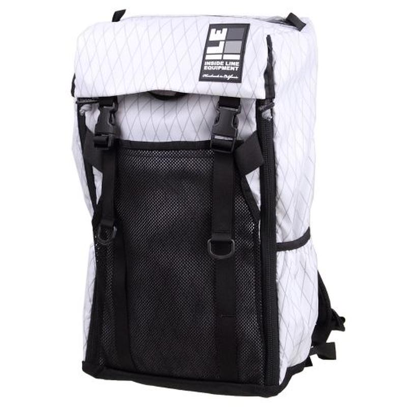 "ILE ""race day bag"" white"