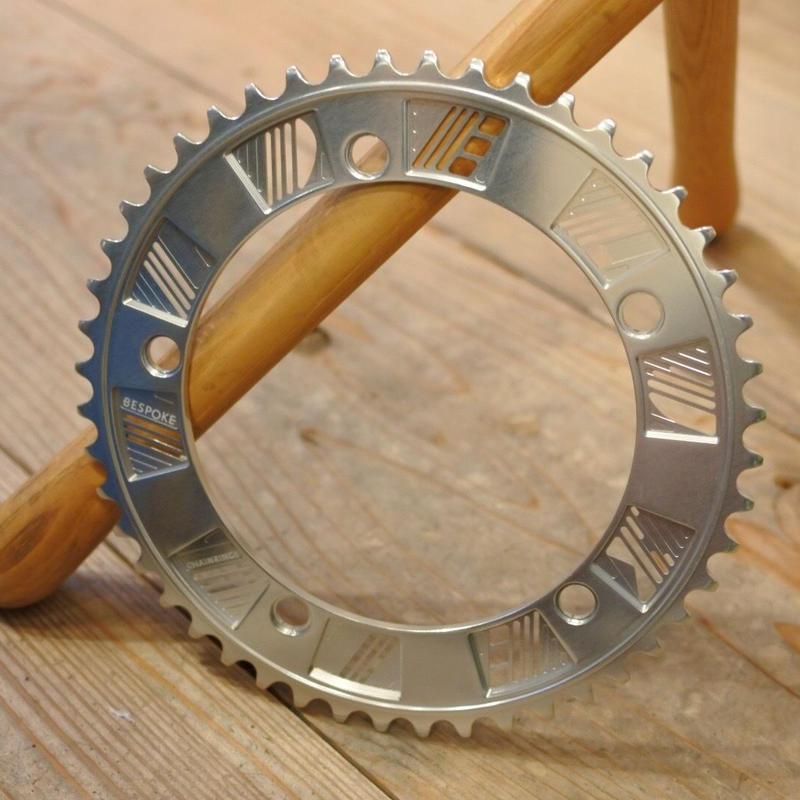 """""""DELUXE CYCLES"""" Chainring 48t"""