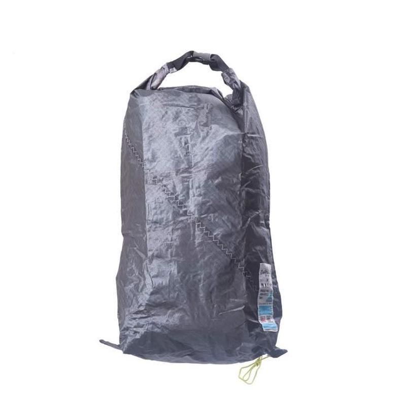 """Outer Shell  """"Foldable Backpack"""" ダークグレー"""